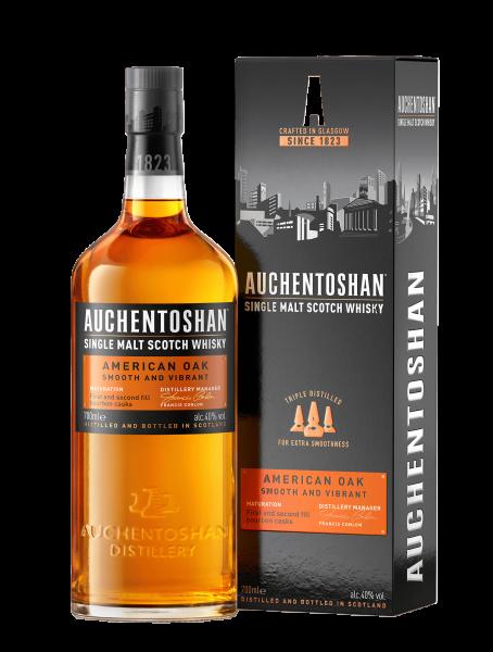 American Oak - Single Malt Whisky
