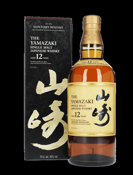 Yamazaki - 12 Jahre - Single Malt Japanese Whisky