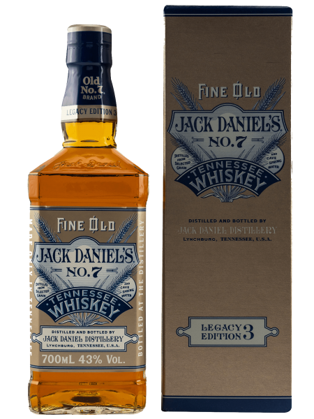 Old No. 7 Legacy Edition 3 - Tennessee Whiskey