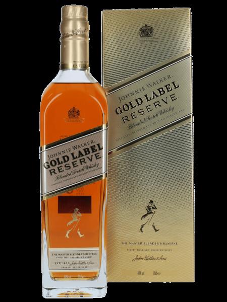 Gold Label Reserve - Blended Scotch Whisky