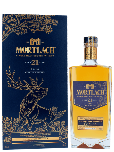 21 Jahre - Diageo Special Releases 2020 - Single Malt Scotch Whisky