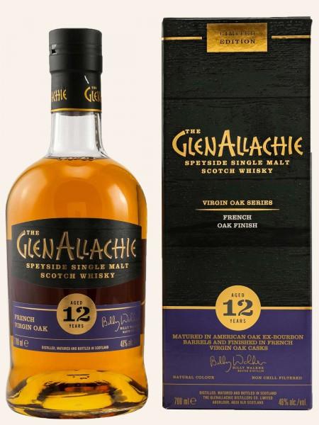 French Oak Finish - 12 Jahre - Virgin Oak Series - Single Malt Scotch Whisky