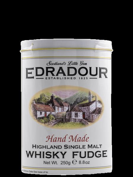 Hand Made Single Highland Malt - Whisky Fudge - Blechdose