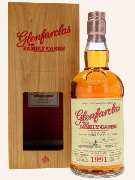 The Family Casks - 1991/2020 - Cask No. 211 - Single Malt Scotch Whisky
