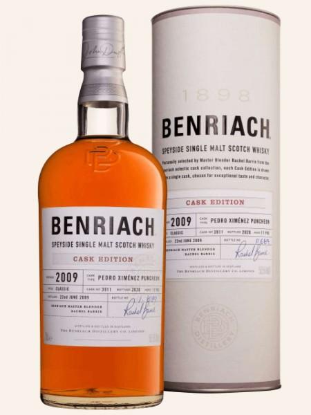 11 Jahre - 2009 - Cask Edition - Cask No. 3911 - Single Malt Scotch Whisky