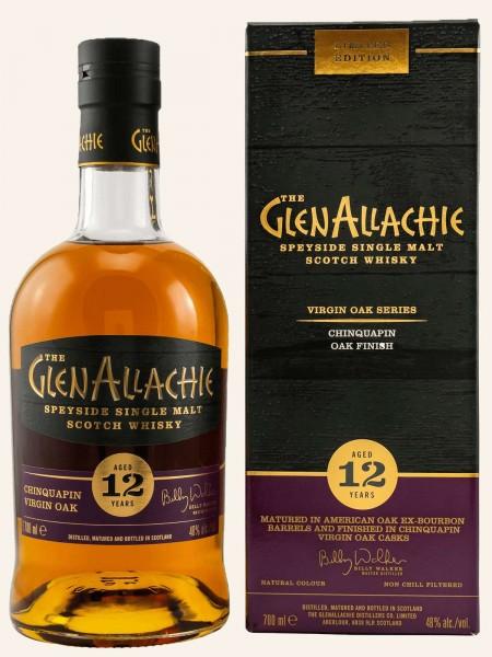 Chinquapin - 12 Jahre - Oak Finish - Virgin Oak Series - Single Malt Scotch Whisky