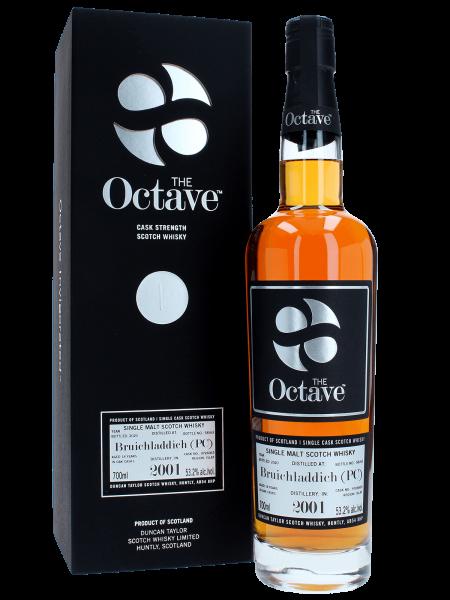 The Octave - 18 Jahre - 2001/2020 - Single Cask No. 9726065 - Single Malt Whisky