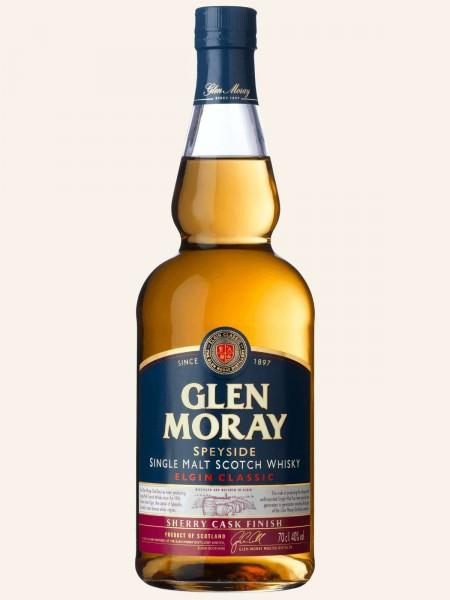 Sherry Cask Finish - Speyside Single Malt Scotch Whisky