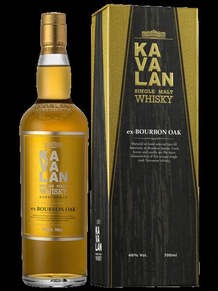 Ex-Bourbon Oak - Single Malt Whisky
