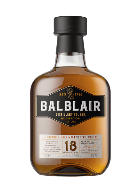 18 Jahre - Highland Single Malt Scotch Whisky
