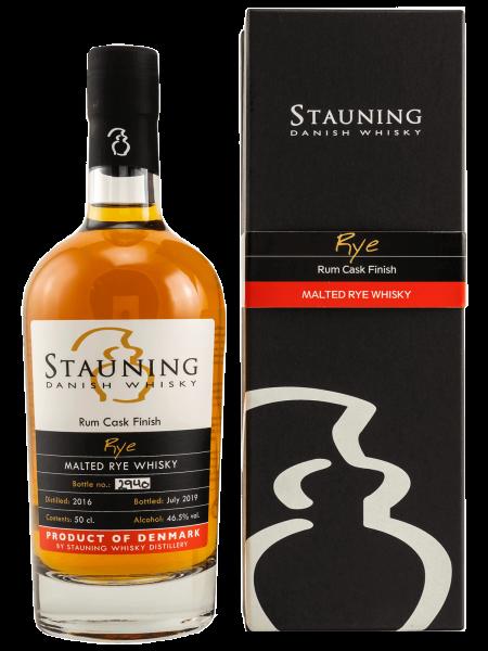 Rye - 2016/2019 - Malted Rye Whisky