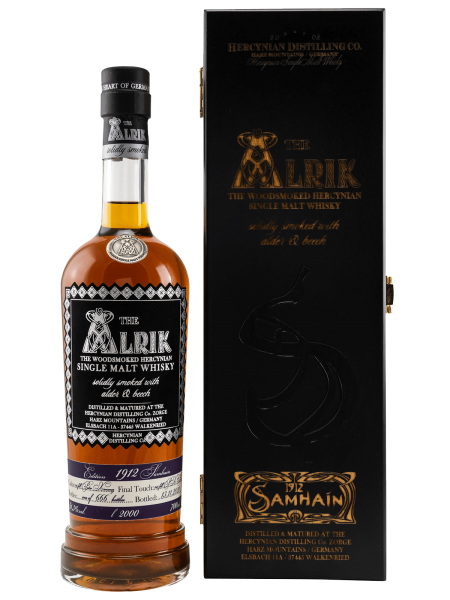 The Alrik - 1912 Samhain - The Woodsmoked Hercynian - Single Malt Whisky