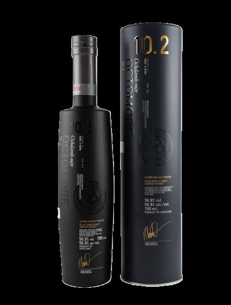 Octomore 10.2 - 8 Jahre - Islay Single Malt Scotch Whisky