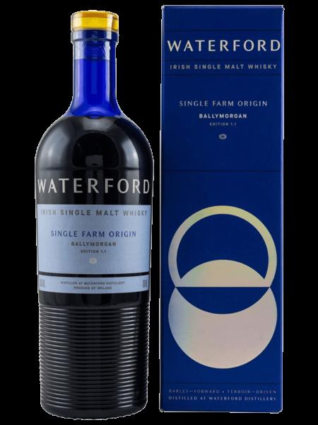Ballymorgan - Edition 1.1 - Irish Single Malt Whisky