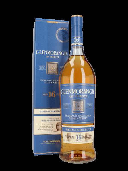16 Jahre - The Tribute - Highland Single Malt Scotch Whisky