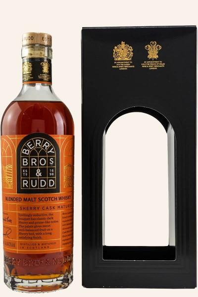 Sherry Cask Matured - Neue Ausstattung - Blended Malt Scotch Whisky