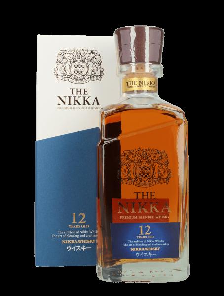 12 Jahre - Premium Blended Whisky