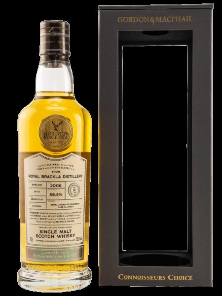 14 Jahre - 2006/2020 - Gordon & Macphail - Cask No. 310821 - Single Malt Scotch