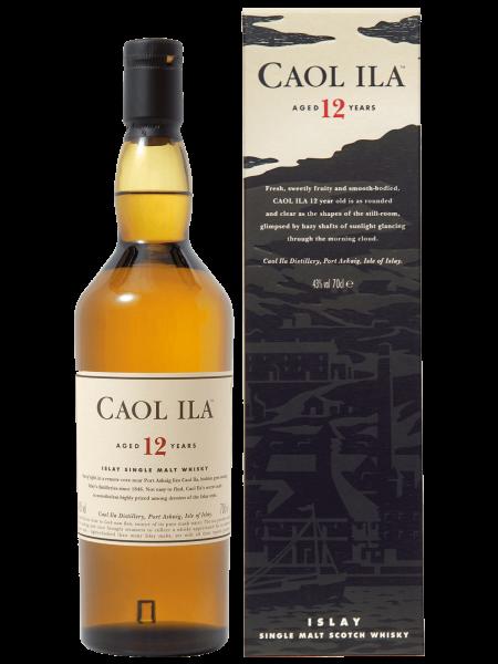 12 Jahre - Islay Single Malt Whisky