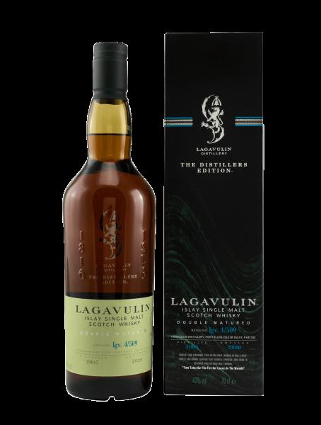 Distillers Edition - 15 Jahre - 2005/2020 - Single Malt Scotch Whisky