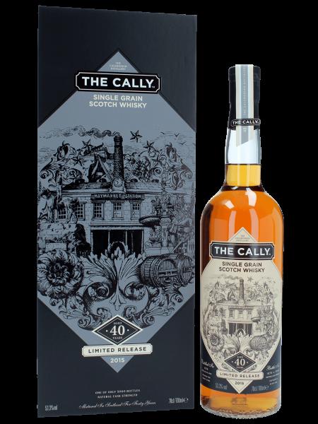 The Cally - 40 Jahre - 1974/2015 - Single Grain Whisky
