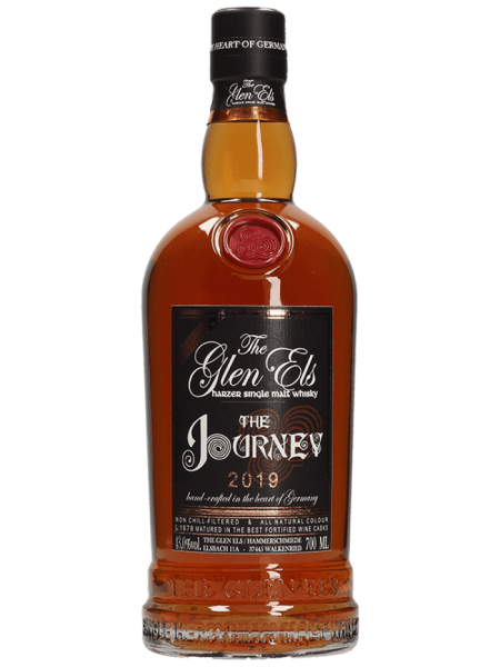 The Journey - 2019 - Glen Els Single Malt Whisky Flasche