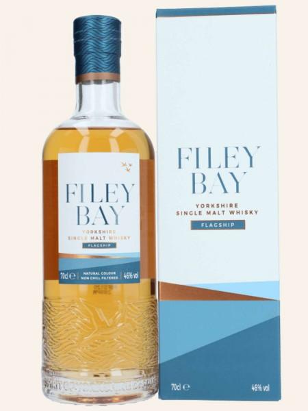 Filey Bay - Flagship - Single Malt Whisky