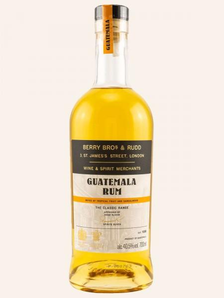 The Classic Range - Guatemala Rum