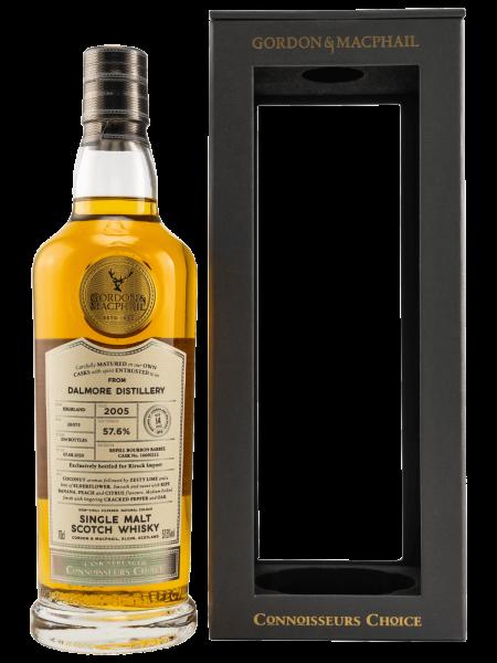 2005/2020 - Gordon & Macphail - Connoisseurs Choice - Cask No. 16600212 - Single Malt Scotch Whisky
