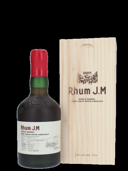 Single Barrel - Millesime 1999 - Cask No. 180011 - Tres Vieux Rhum Agricole