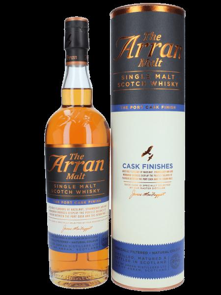 The Port Cask Finish (Alte Ausstattung) - Single Malt Scotch Whisky
