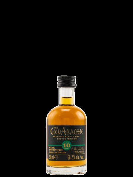 Miniatur - 10 Jahre - Cask Strength - Single Malt Scotch Whisky
