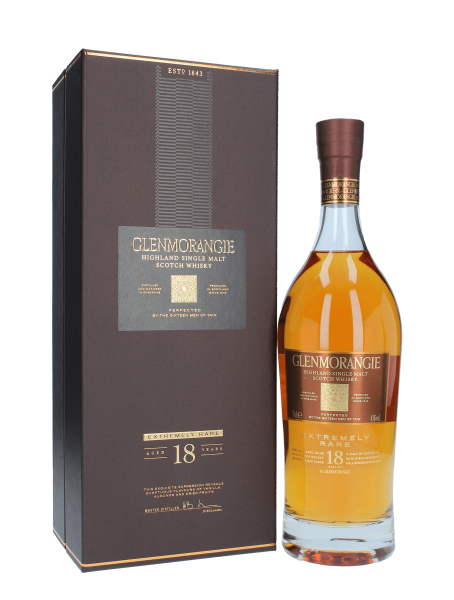 Extremely Rare - 18 Jahre - Highland Single Malt Scotch