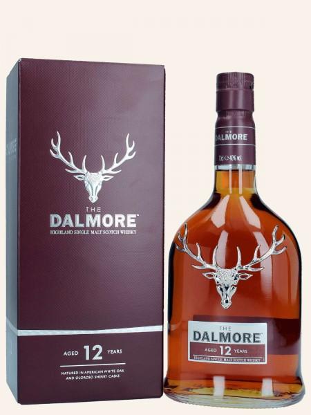 12 Jahre - Highland Single Malt Scotch Whisky