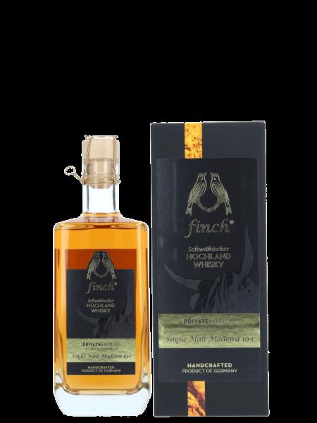 Private Edition - Schwäbischer Hochland Whisky - Single Malt Madeira 19-1