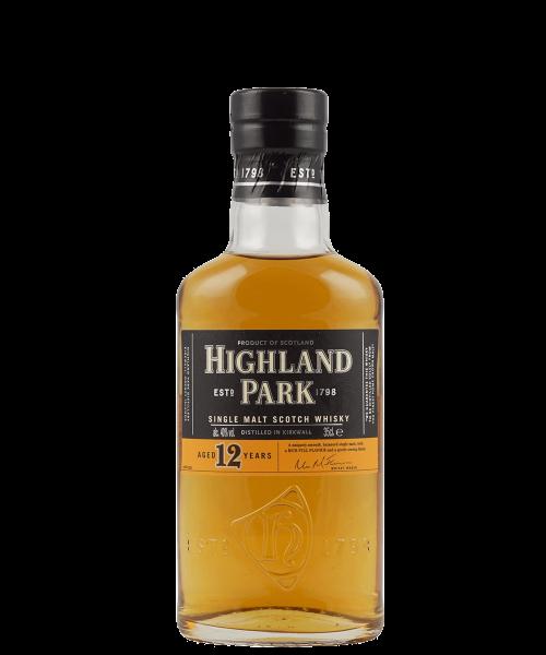 350ml - 12 Jahre - alte Ausstattung - Single Malt Scotch Whisky