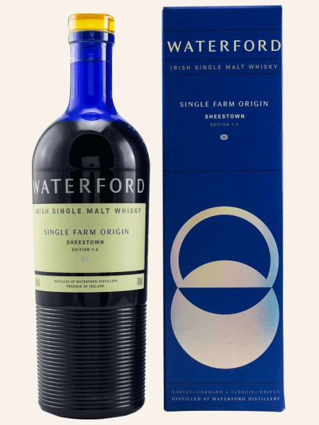 Sheestown Edition 1.2 - Single Farm Origin - Irish Single Malt Scotch