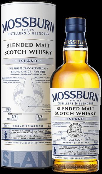 Island Smoke and Spice Cask No 1 - Blended Malt Scotch Whisky