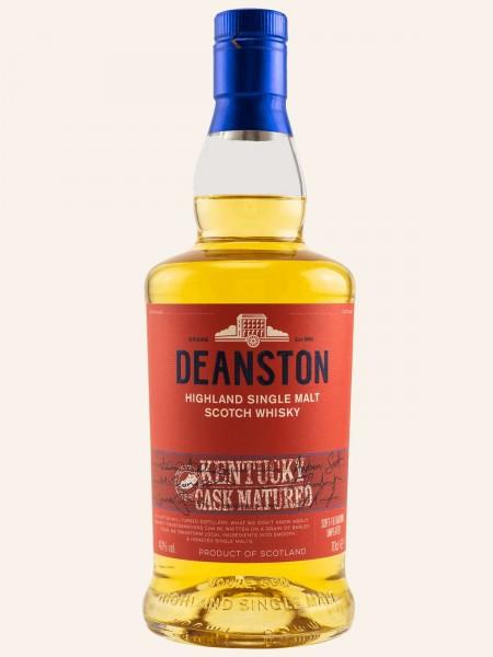 Kentucky Cask Matured- Single Malt Scotch Whisky