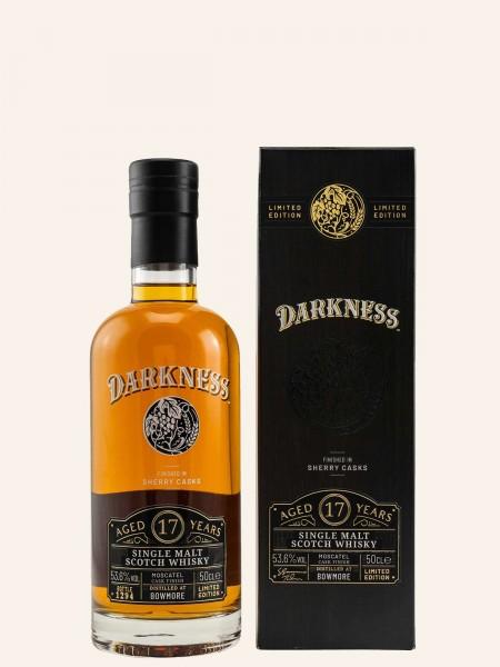 17 Jahre - Darkness - Single Malt Scotch Whisky