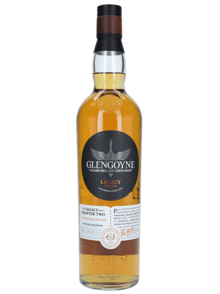 Legacy Series - Chapter Two - Highland Single Malt Scotch Whisky