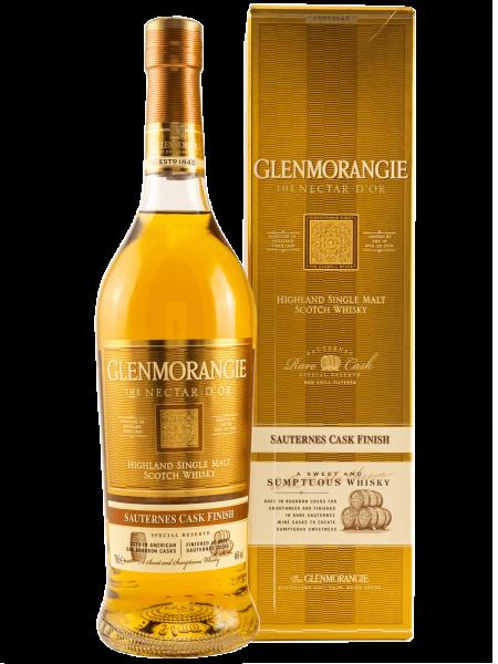 The Nectar d'Or - Sauternes Cask Finish - Highland Single Malt Scotch Whisky
