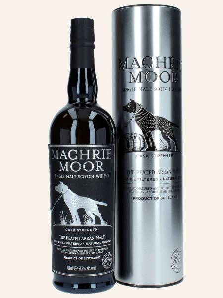 Machrie Moor - Cask Strength - The Peated Arran Malt - Single Malt Scotch Whisky