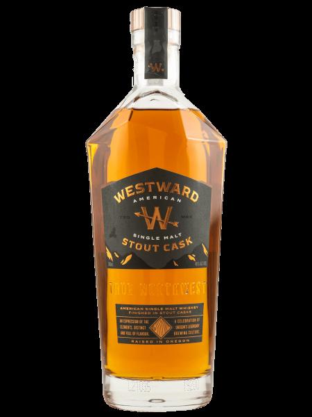 Stout Cask Finish - American Single Malt Whiskey