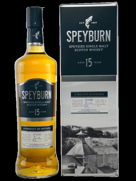 15 Jahre - Single Malt Scotch Whisky