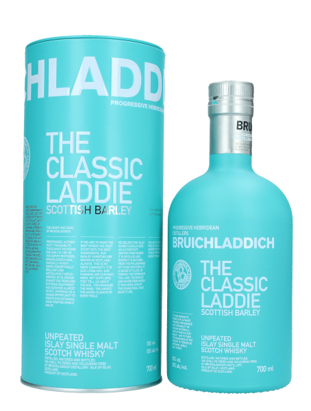 The Classic Laddie - Unpeated Islay Single Malt Scotch Whisky