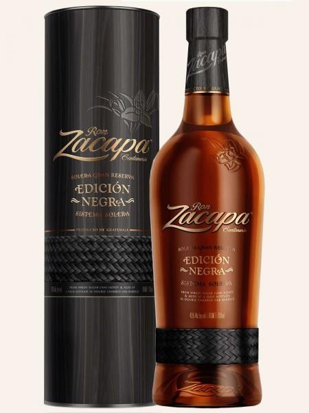 Edicion Negra Rum