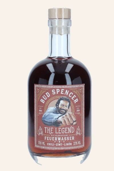 Feuerwasser - Bud Spencer - The Legend