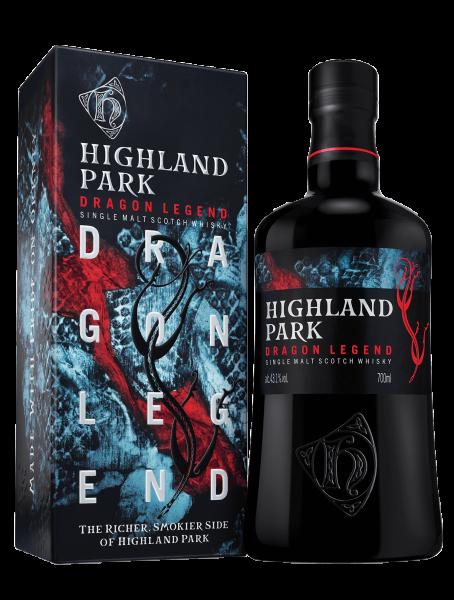 Dragon Legend - Single Malt Whisky