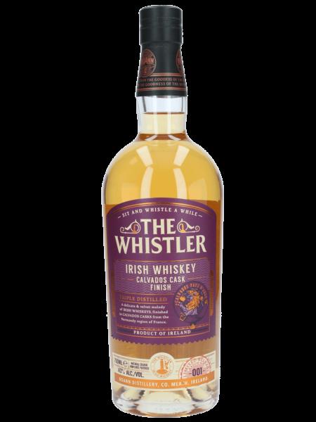 Calvados Cask Finish - Irish Whiskey